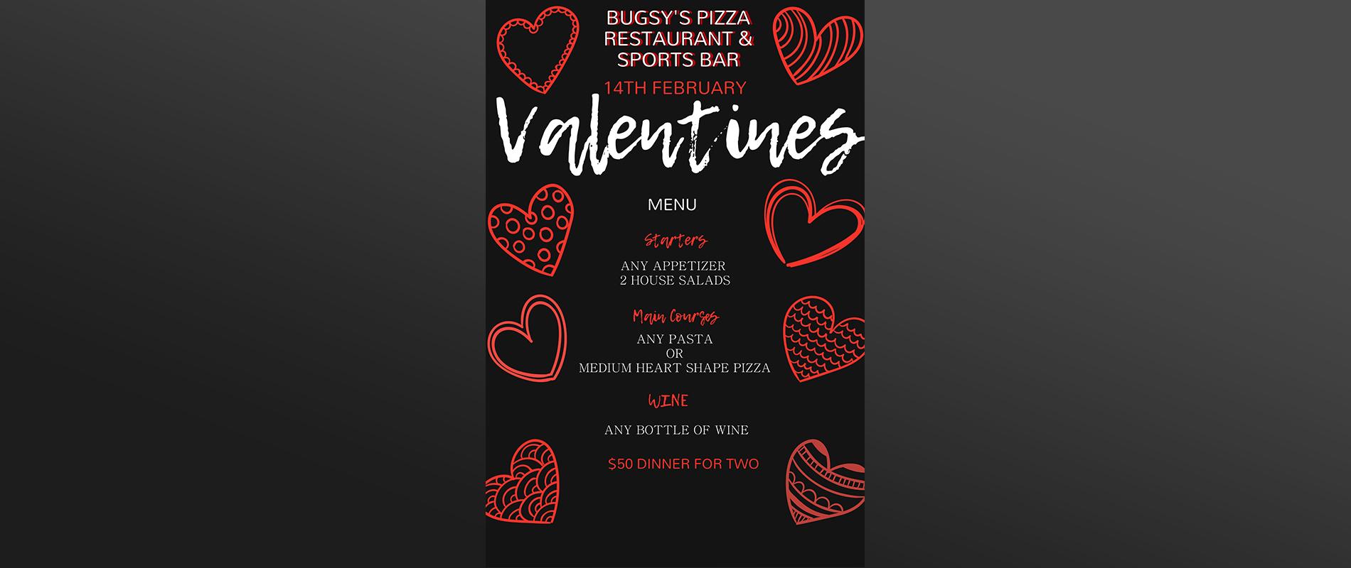 Bugsy's Pizza